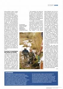 Les travaux au contact de l'eau, la sécurité en chantier rivière, page 3